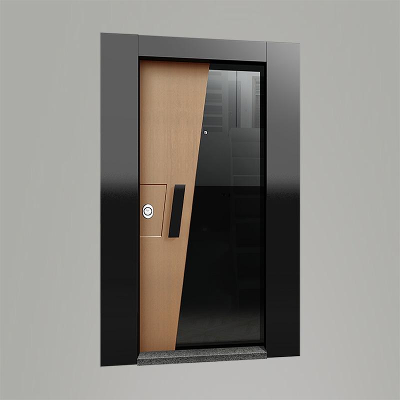 Boyut fabrikinin BENDİ model Butik seriyası giriş qapısı