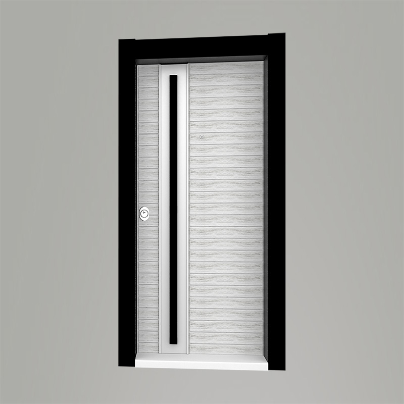 Boyut fabrikinin MASS model Woodx seriyası giriş qapısı