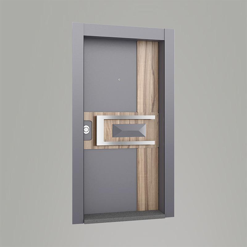 Boyut fabrikinin EMBOSS model Butik seriyası giriş qapısı