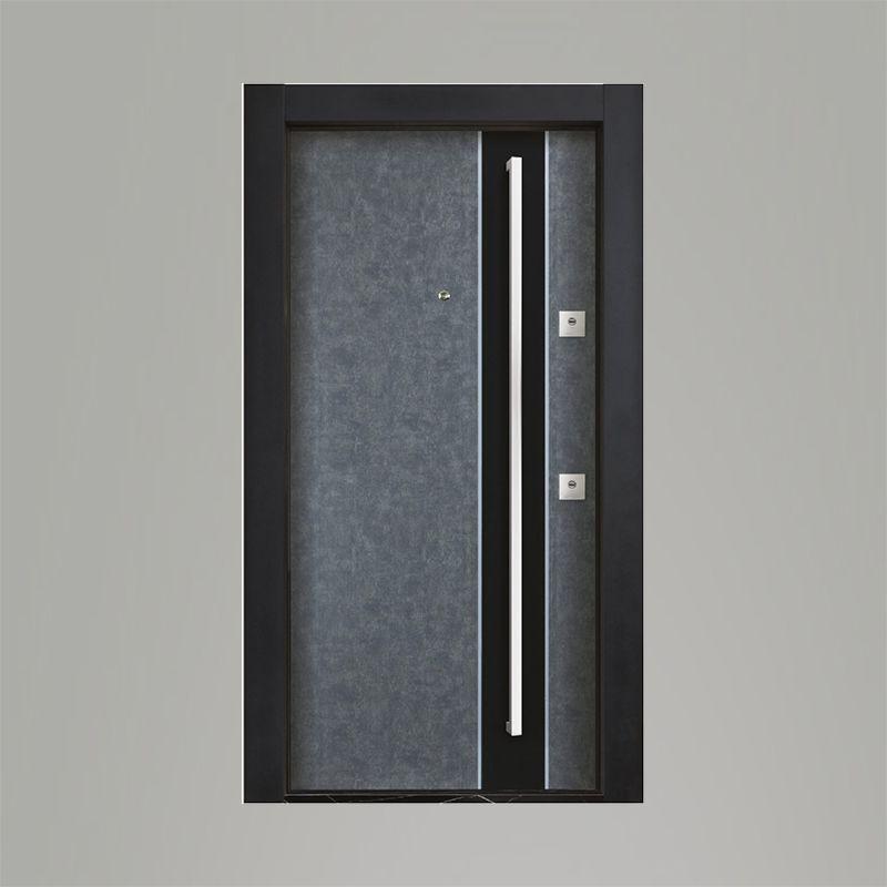 Tetradoor fabrikinin SD-9 model Mundo seriyası giriş qapısı