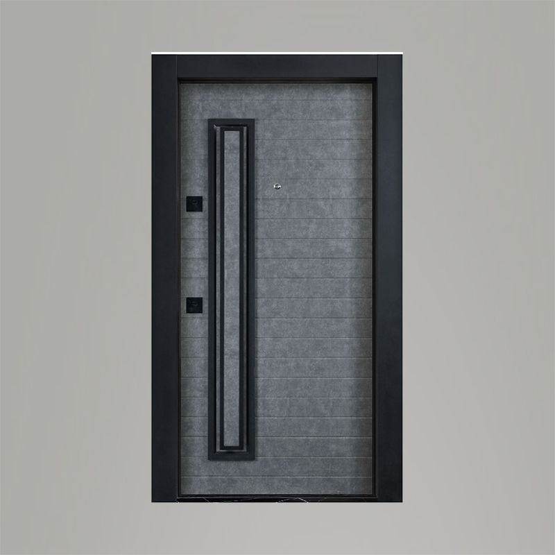 Tetradoor fabrikinin SD-12 model Mundo seriyası giriş qapısı