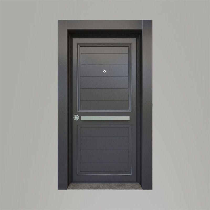 Tetradoor fabrikinin PK-69 model Labra seriyası giriş qapısı