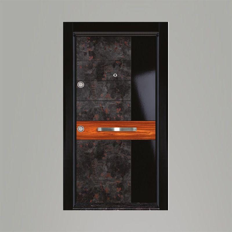Tetradoor fabrikinin GR-108 model Agate seriyası giriş qapısı